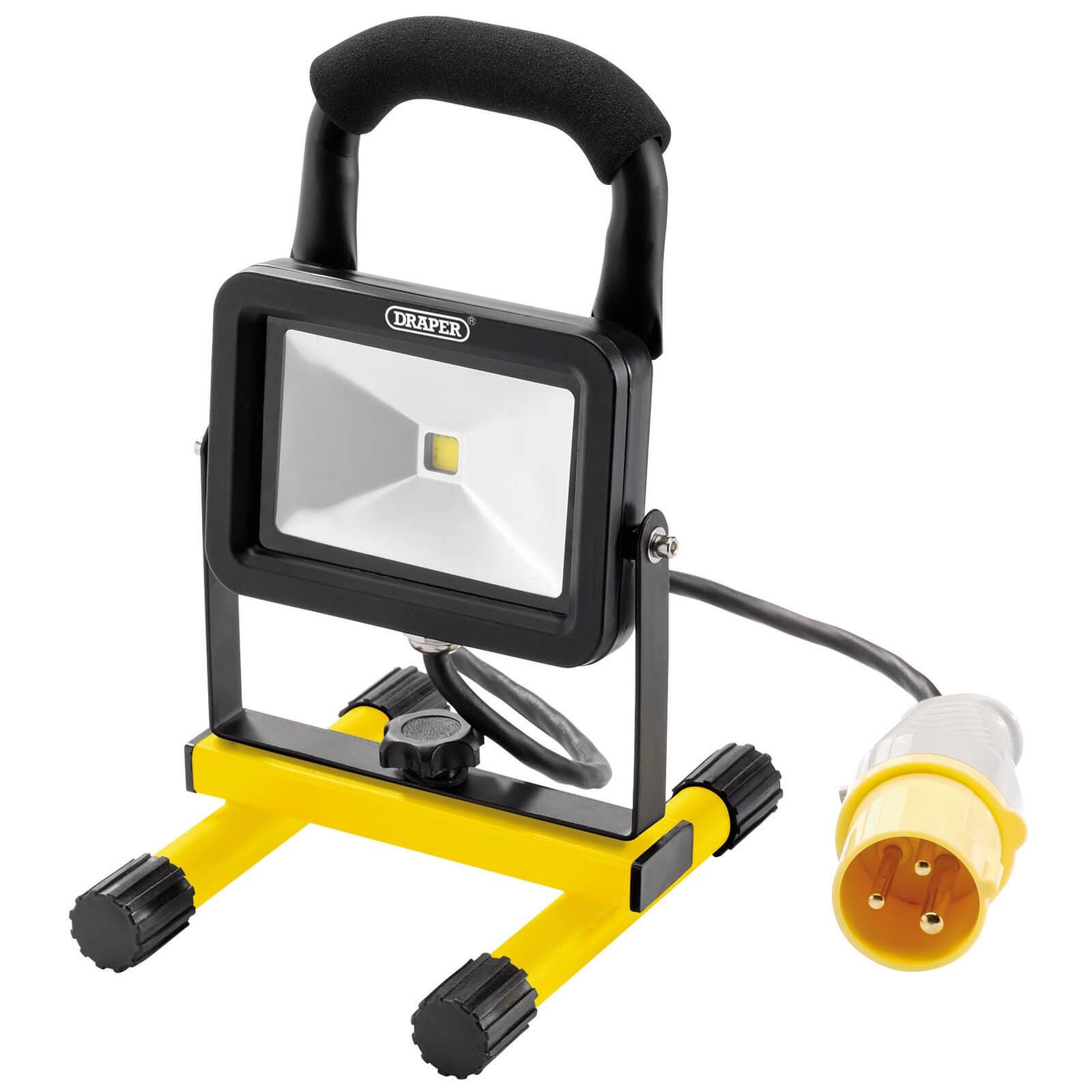 Image of Draper COB LED 10 Watt Work Light 110v