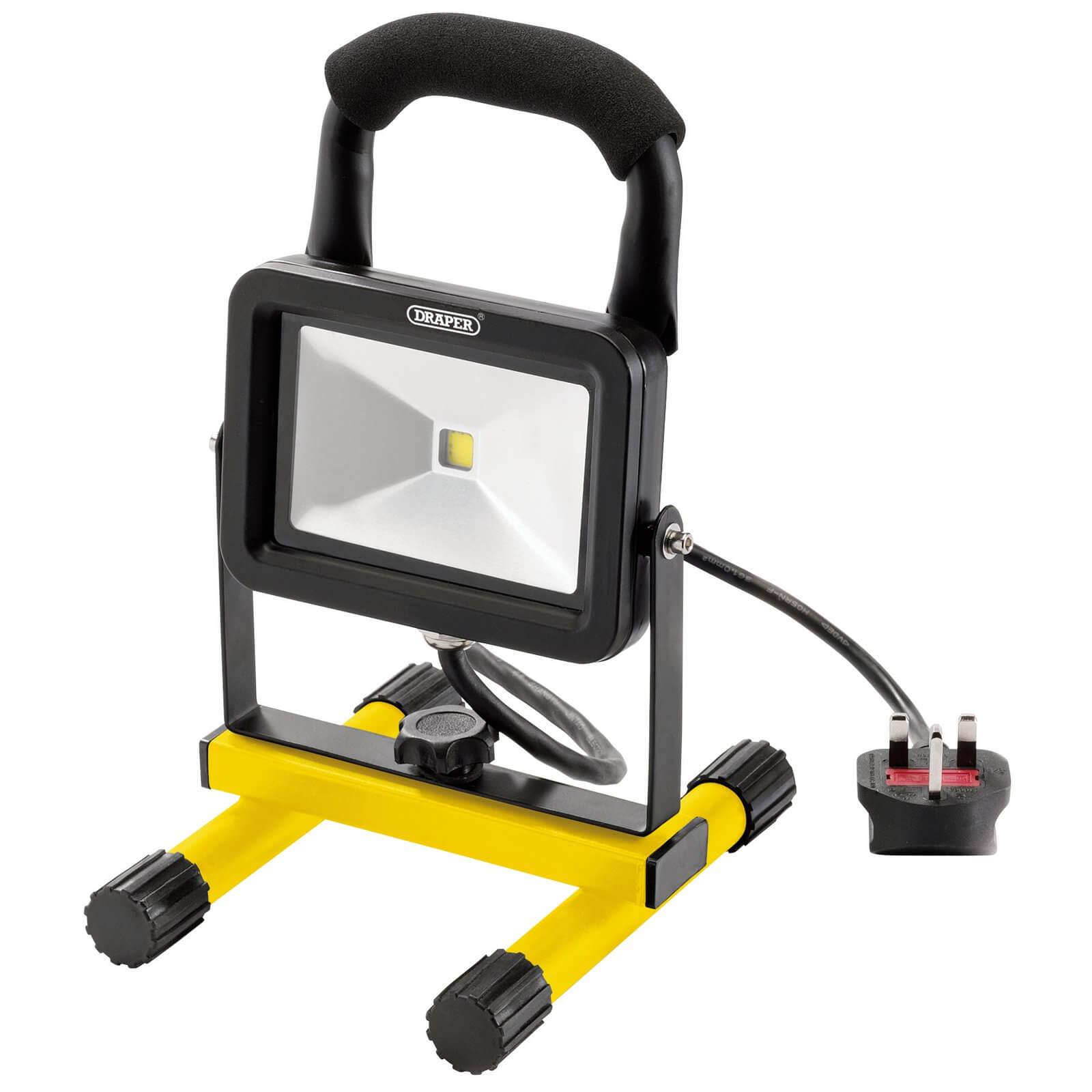 Image of Draper COB LED 10 Watt Work Light 240v