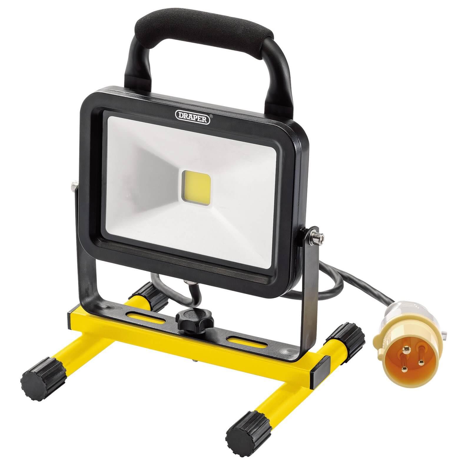 Image of Draper COB LED 20 Watt Work Light 110v