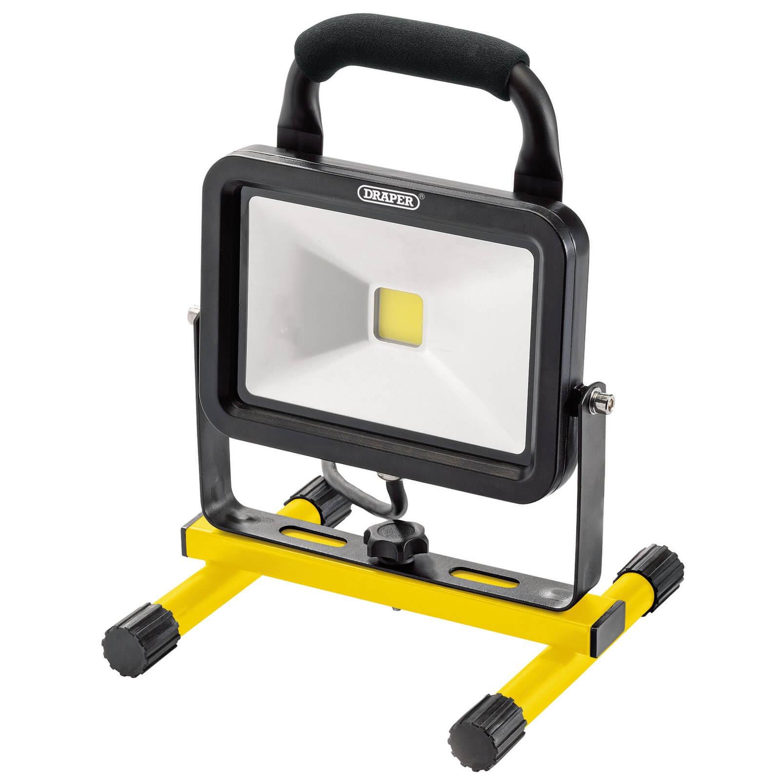 Image of Draper COB LED 20 Watt Work Light 240v