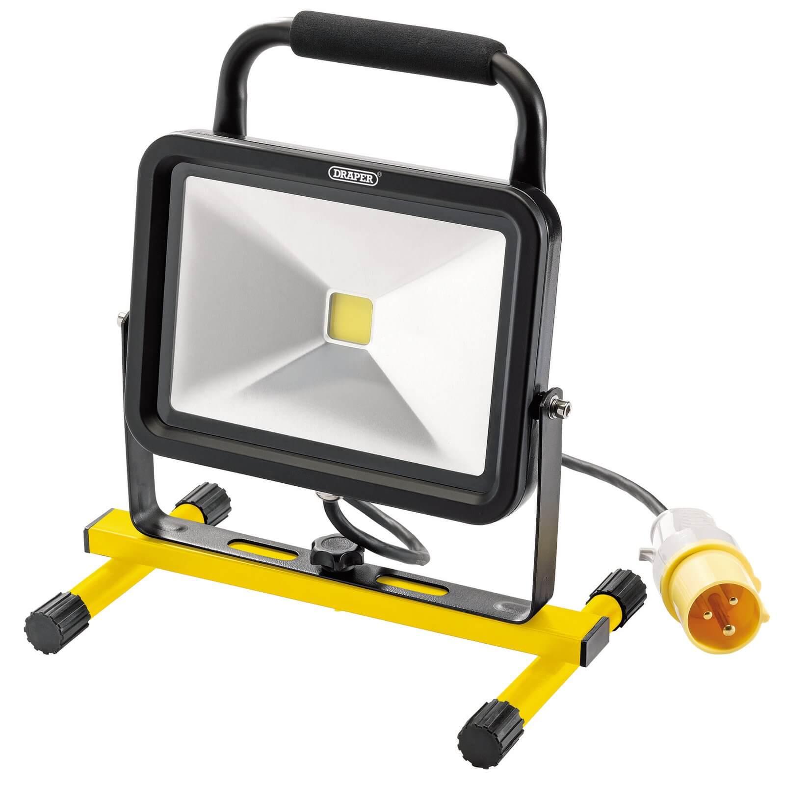 Image of Draper COB LED 50 Watt Work Light 110v