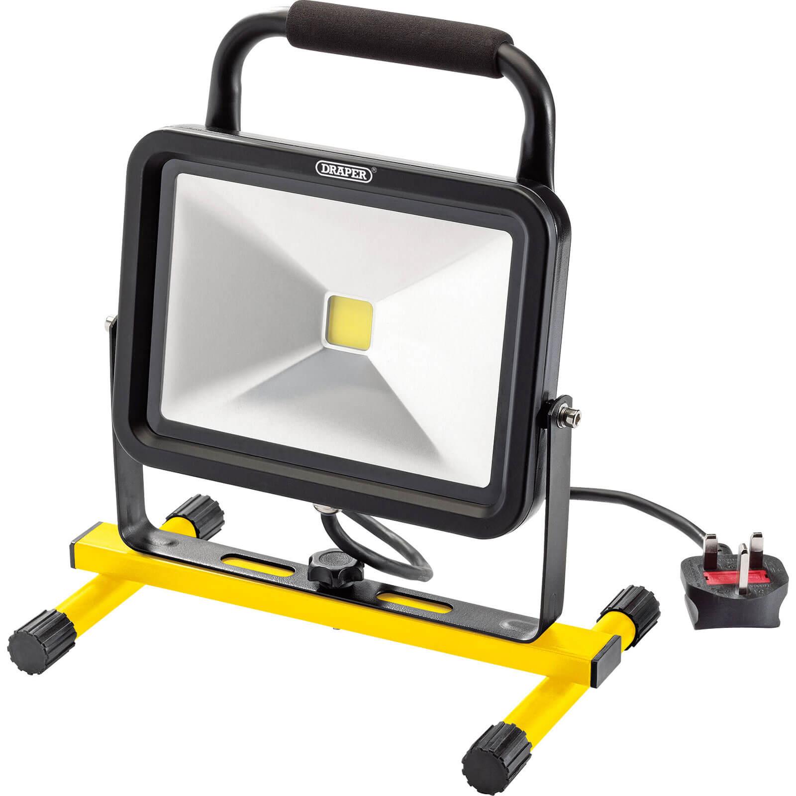 Image of Draper COB LED 50 Watt Work Light 240v
