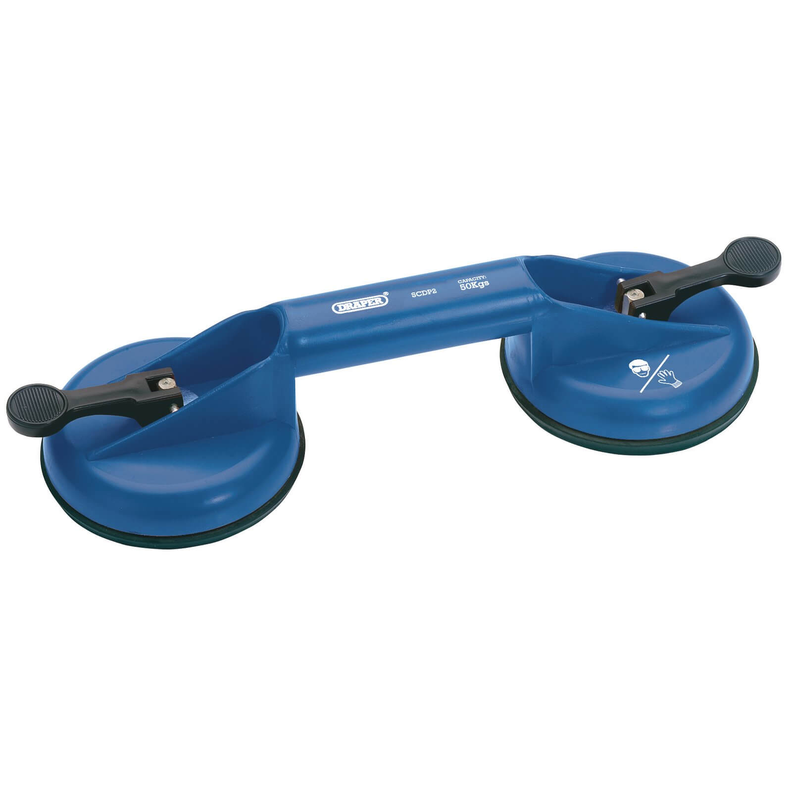 Draper Suction Cup Lifter Double