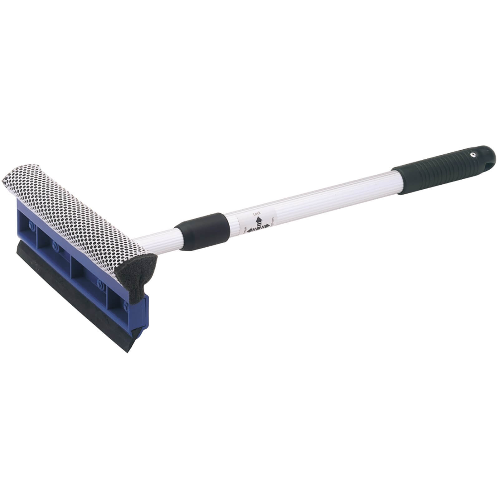 Image of Draper Telescopic Handle Squeegee & Sponge 200mm