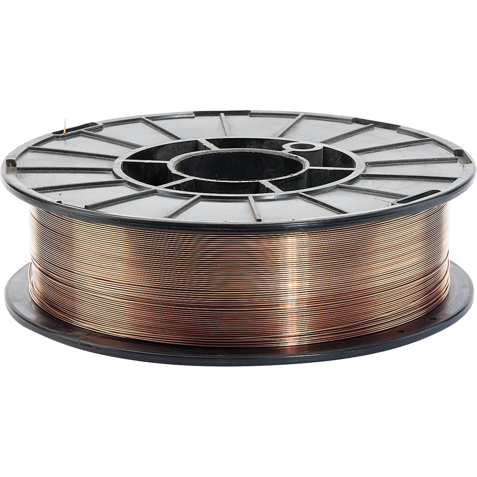 Draper Mild Steel Mig Wire 0.6mm 5kg