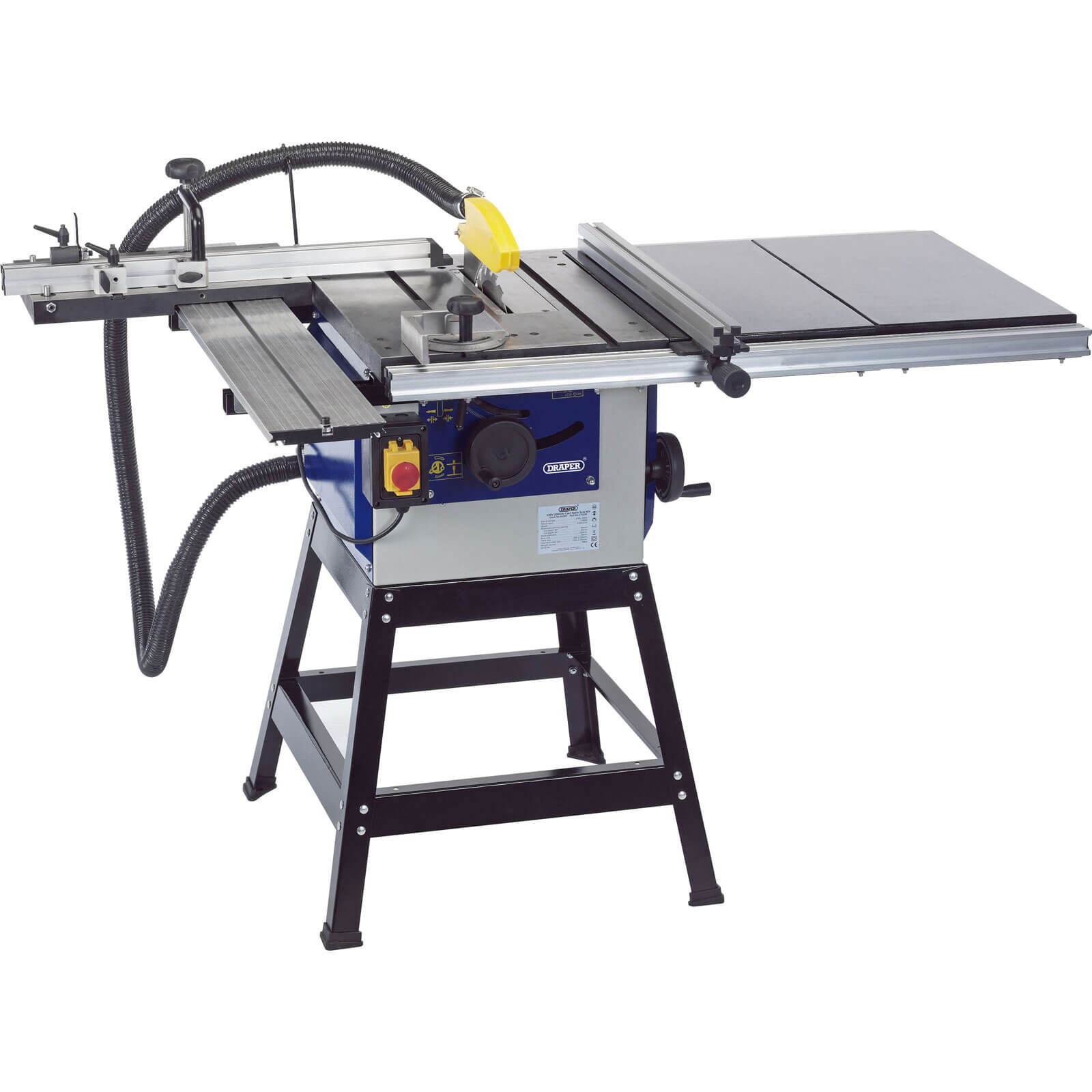 Draper Cts200 Cast Iron Table Saw