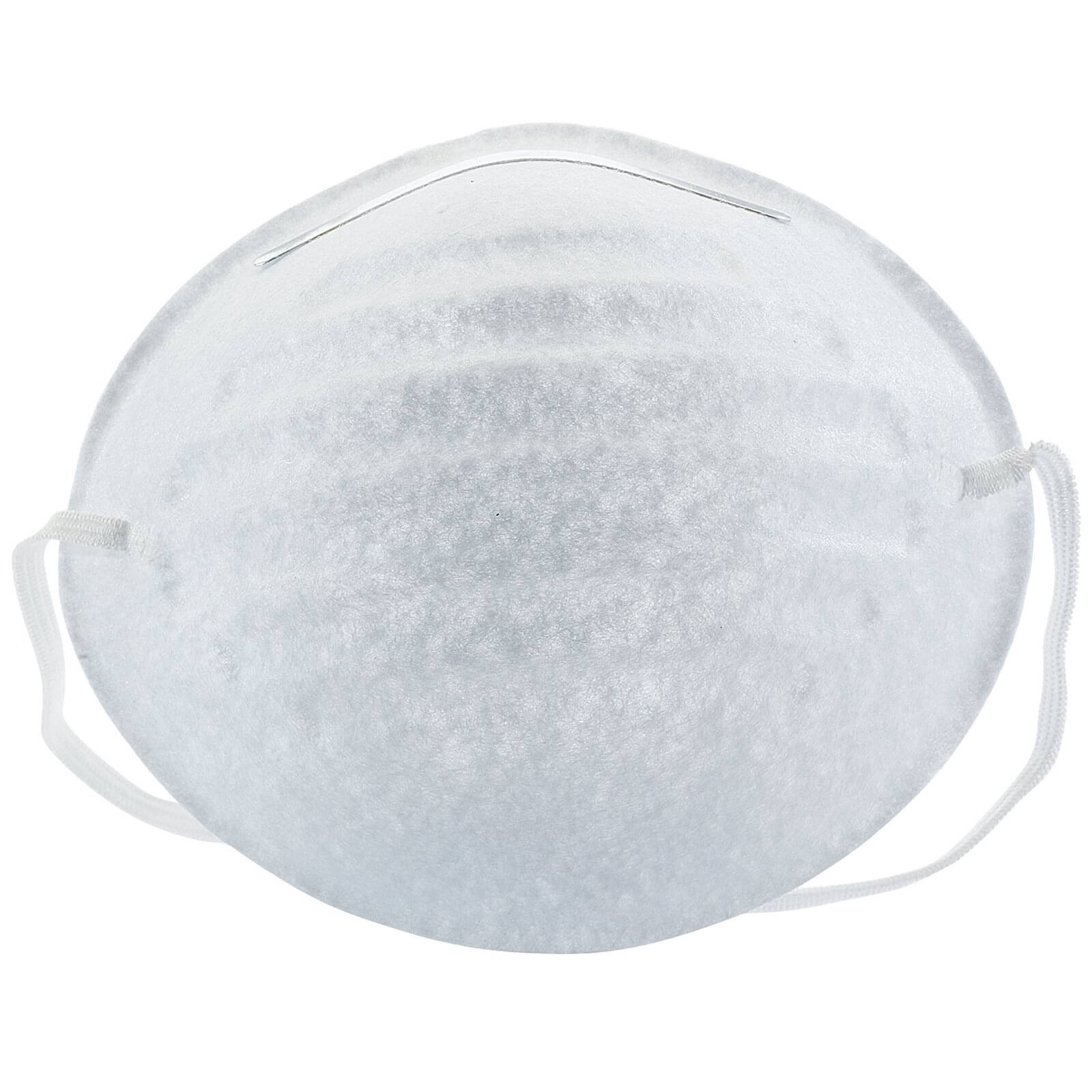 Image of Draper Disposable Nuisance Dust Masks Pack of 5