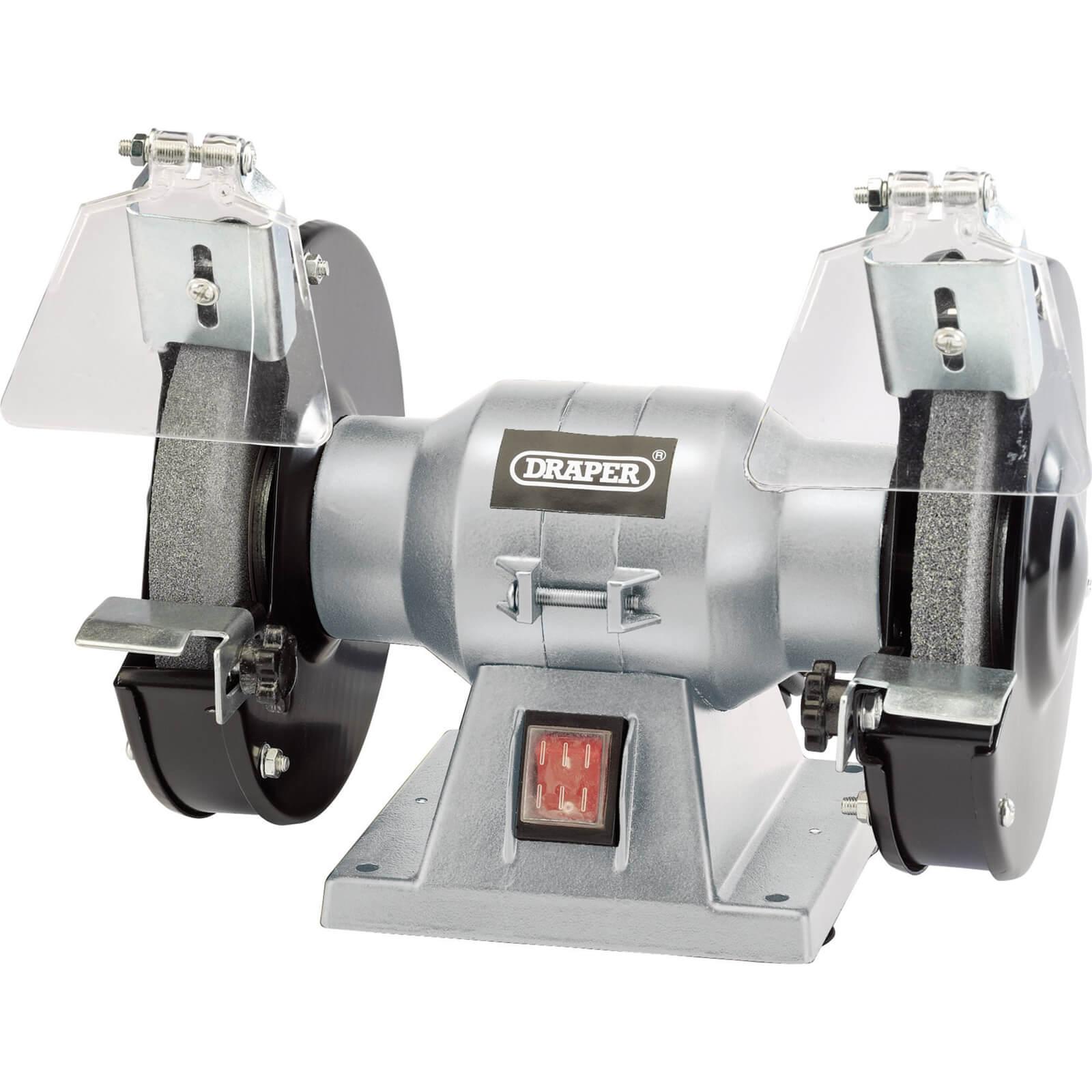 Image of Draper LD150 Bench Grinder 150mm 240v