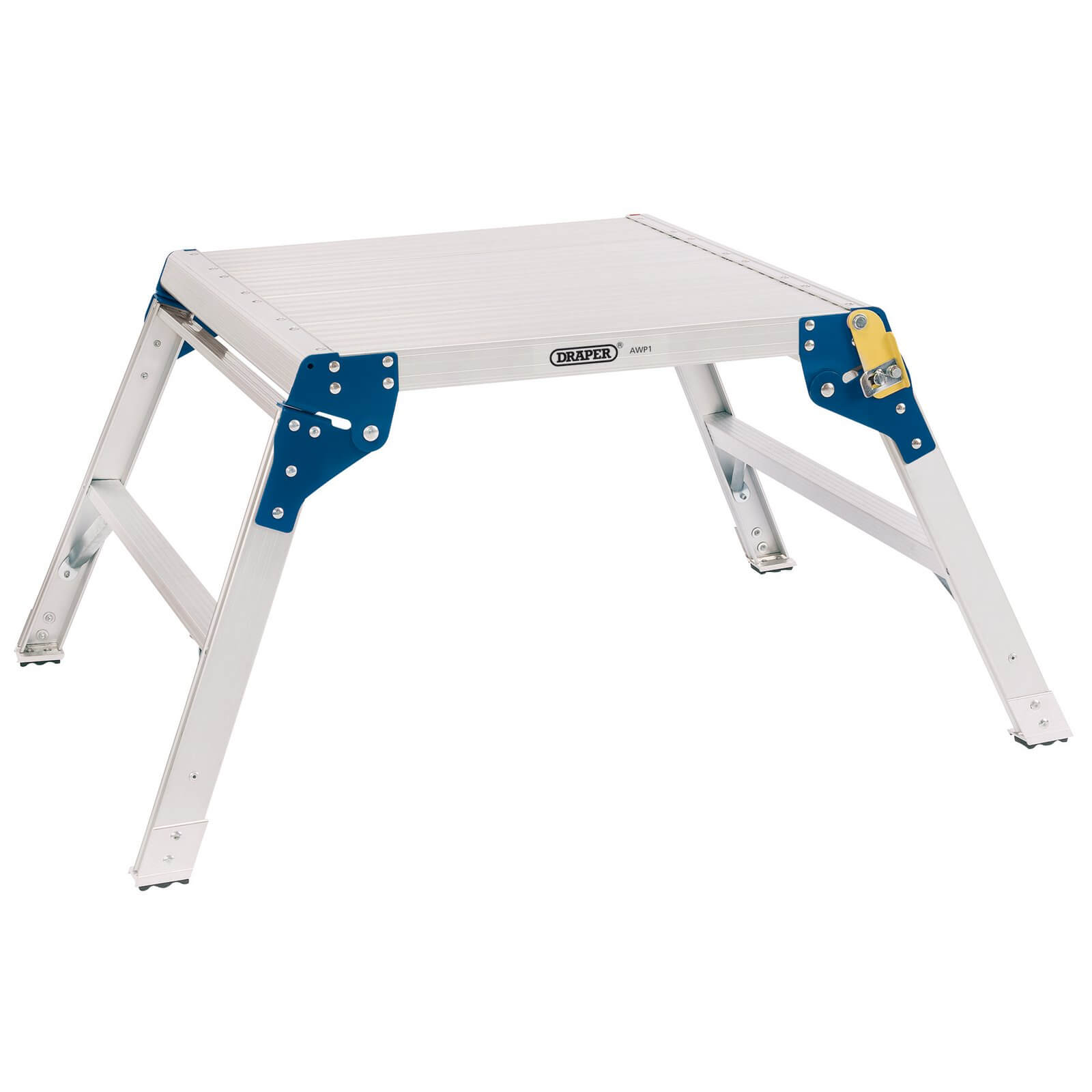 Image of Draper Square Aluminium Working Platform