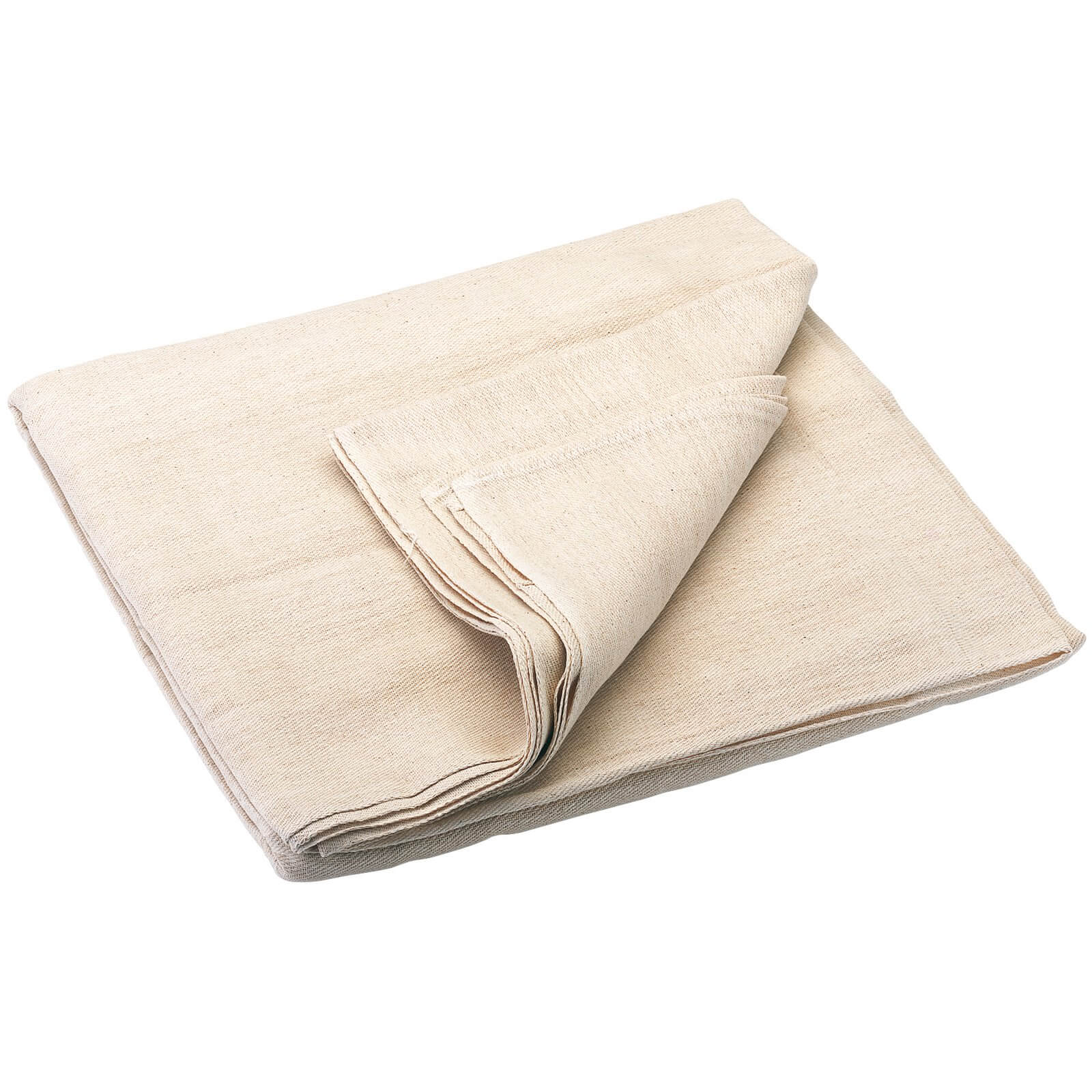Image of Draper Cotton Dust Sheet 3.6m 2.7m Pack of 1