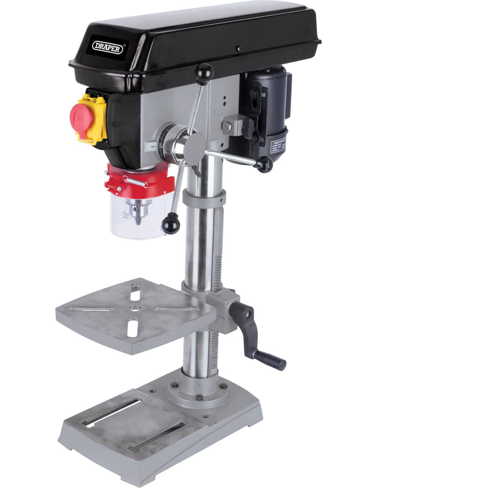Draper BD37512D 12 Speed Bench Drill 240v