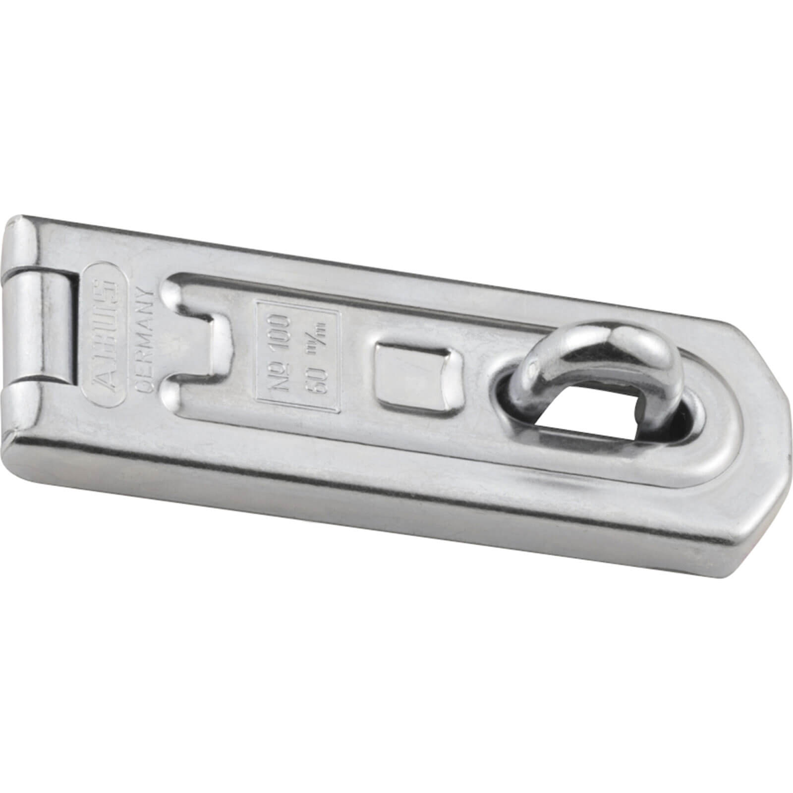 Image of Abus 100 Series Tradition Hasp & Staple 60mm
