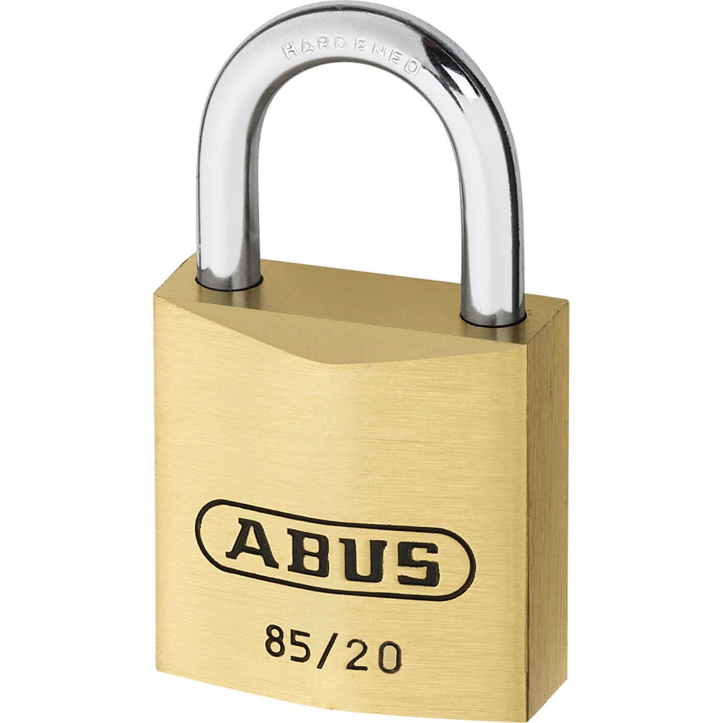 Master Lock Solid Brass 40mm Padlock 5-Pin Shrouded Shackle MLK2240