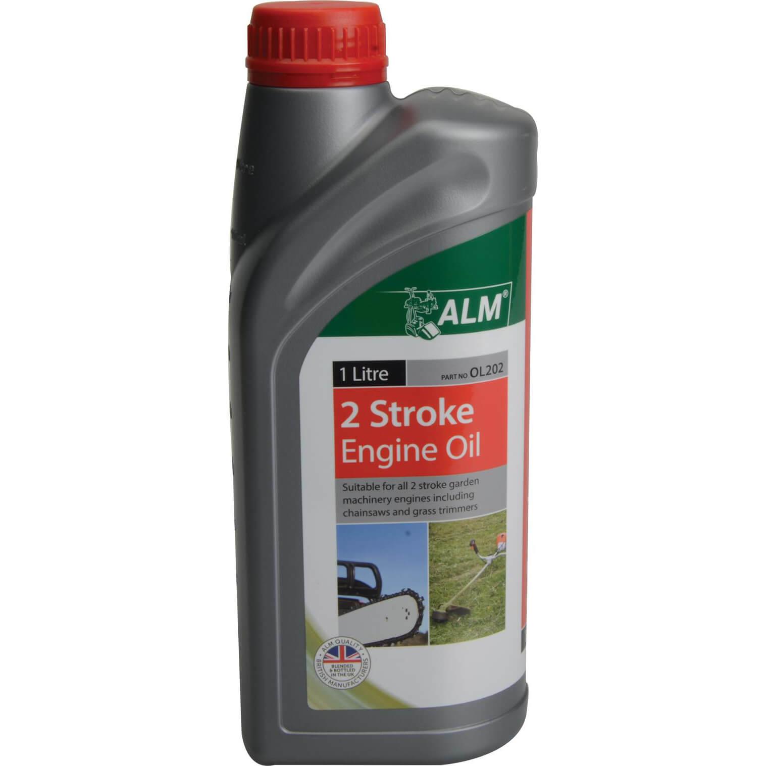 Image of ALM 2 Stroke Oil 1l