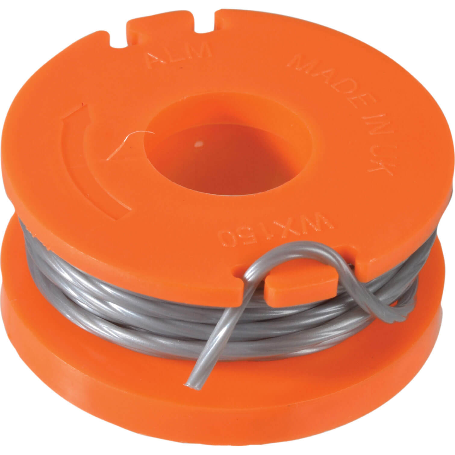 Image of ALM 1.5mm x 2.5m Spool & Line for Various Qualcast 18v Grass Trimmers Pack of 1