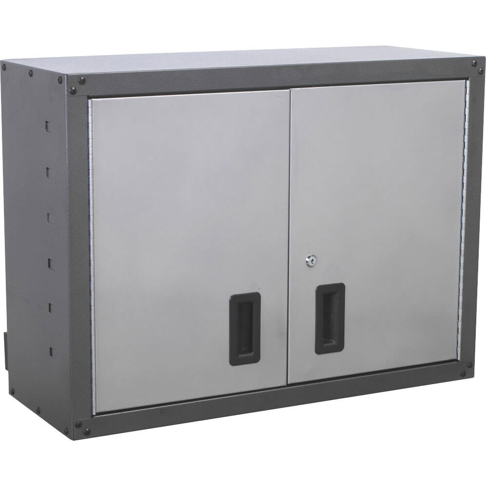 Image of Sealey American Pro Lockable Wall Cabinet GSS System Grey