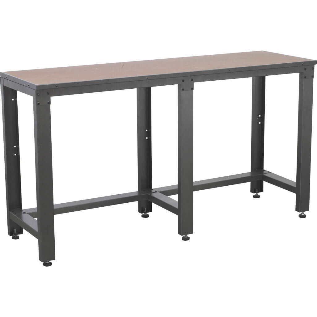 Image of Sealey American Pro Metal Workbench GSS System 1.65m