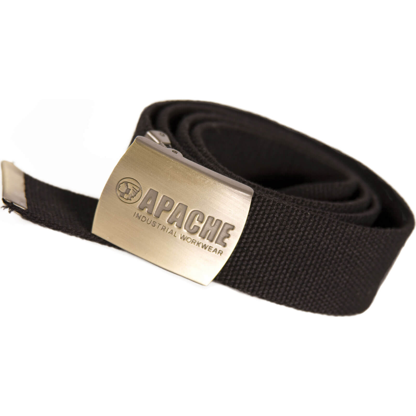Image of Apache Canvas Belt Black One Size