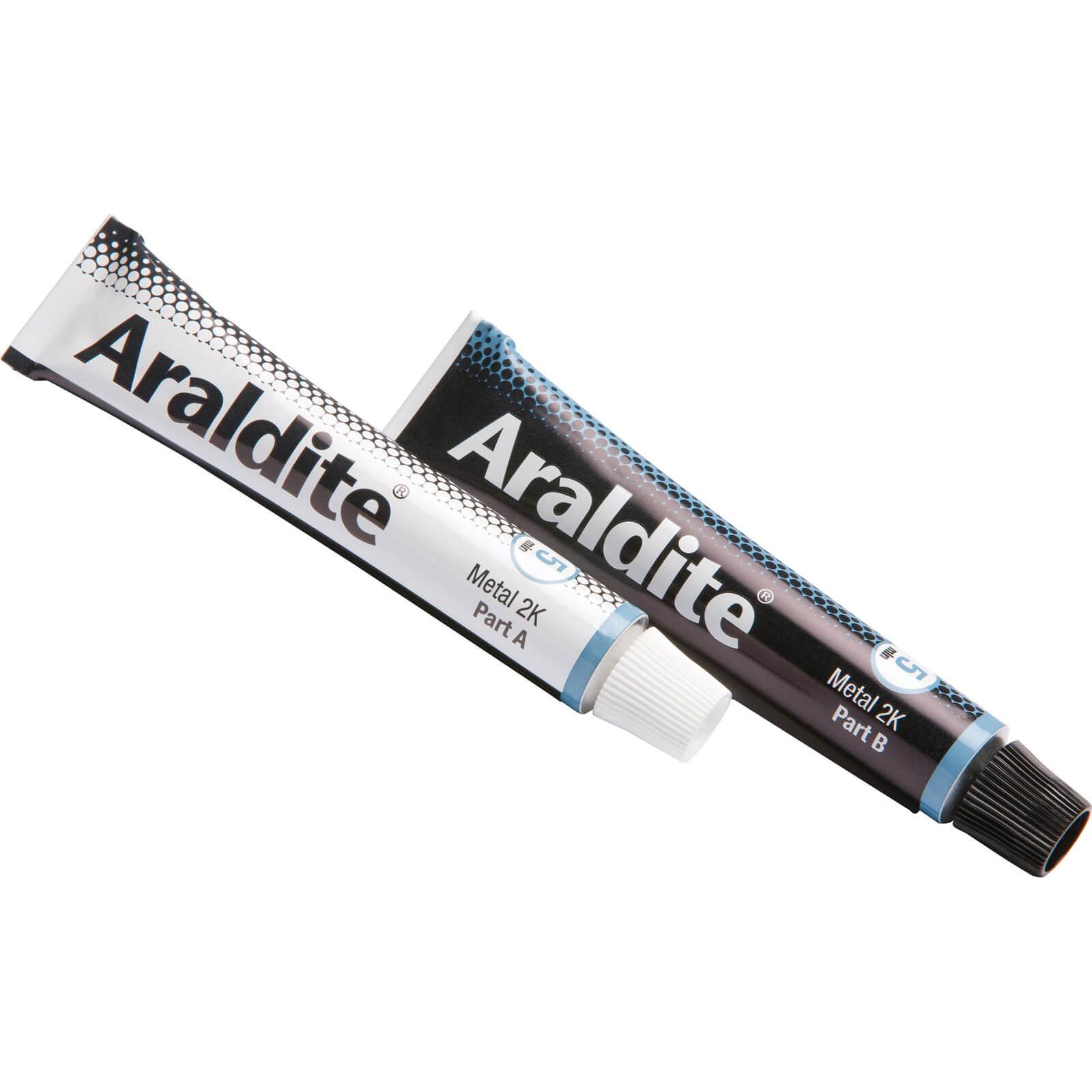 Araldite Steel Two Component Adhesive