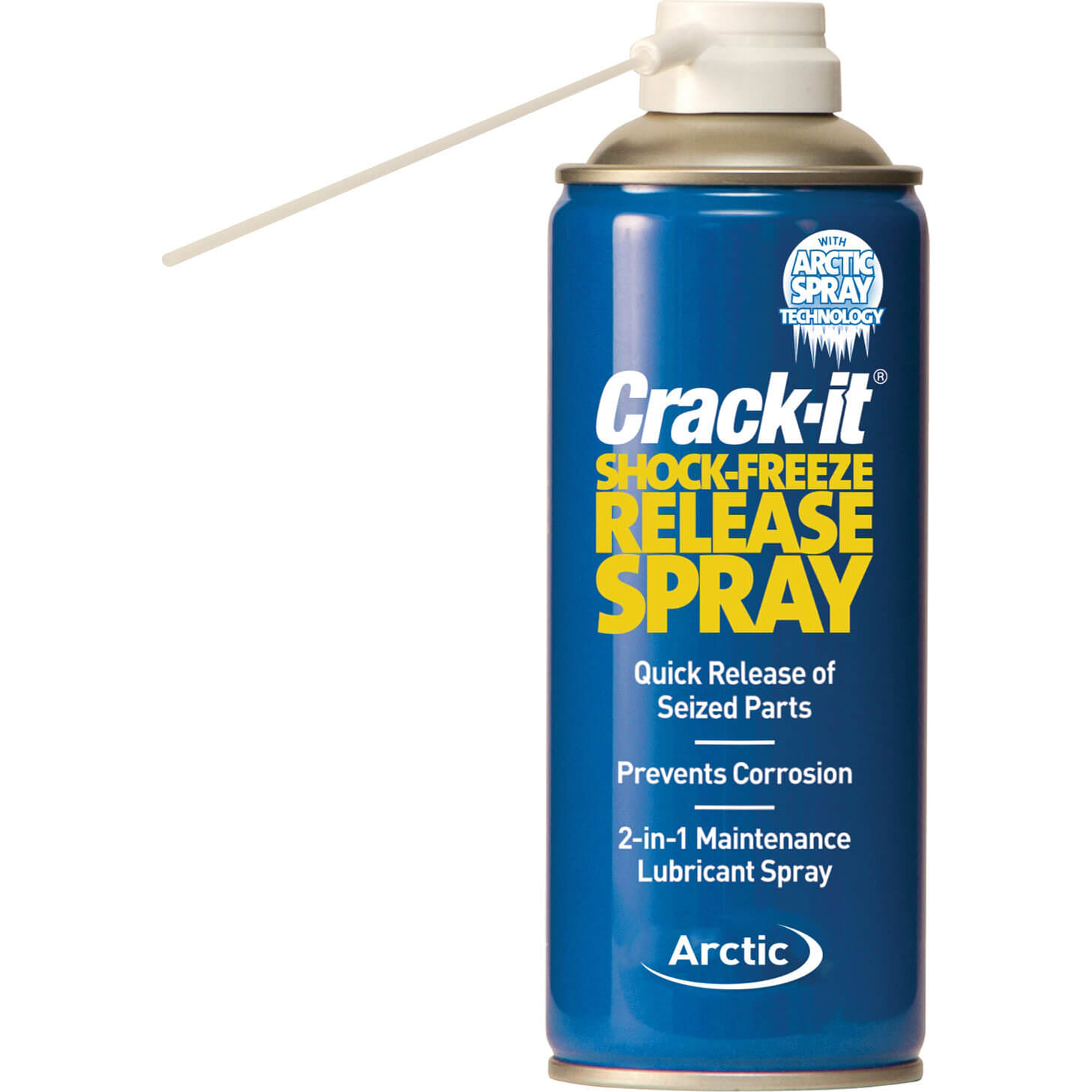 Image of Arctic Hayes Crack It Shock Freeze Release Spray 400ml