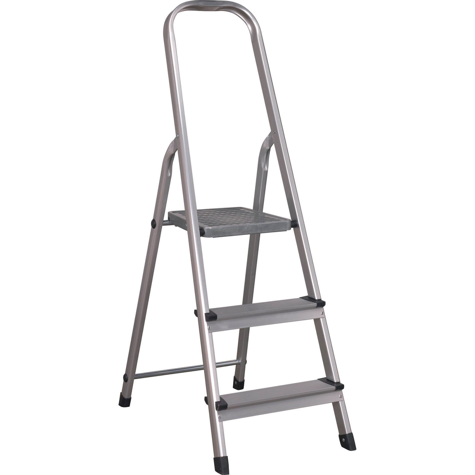 Sealey Trade Aluminium Platform Step Ladder 3