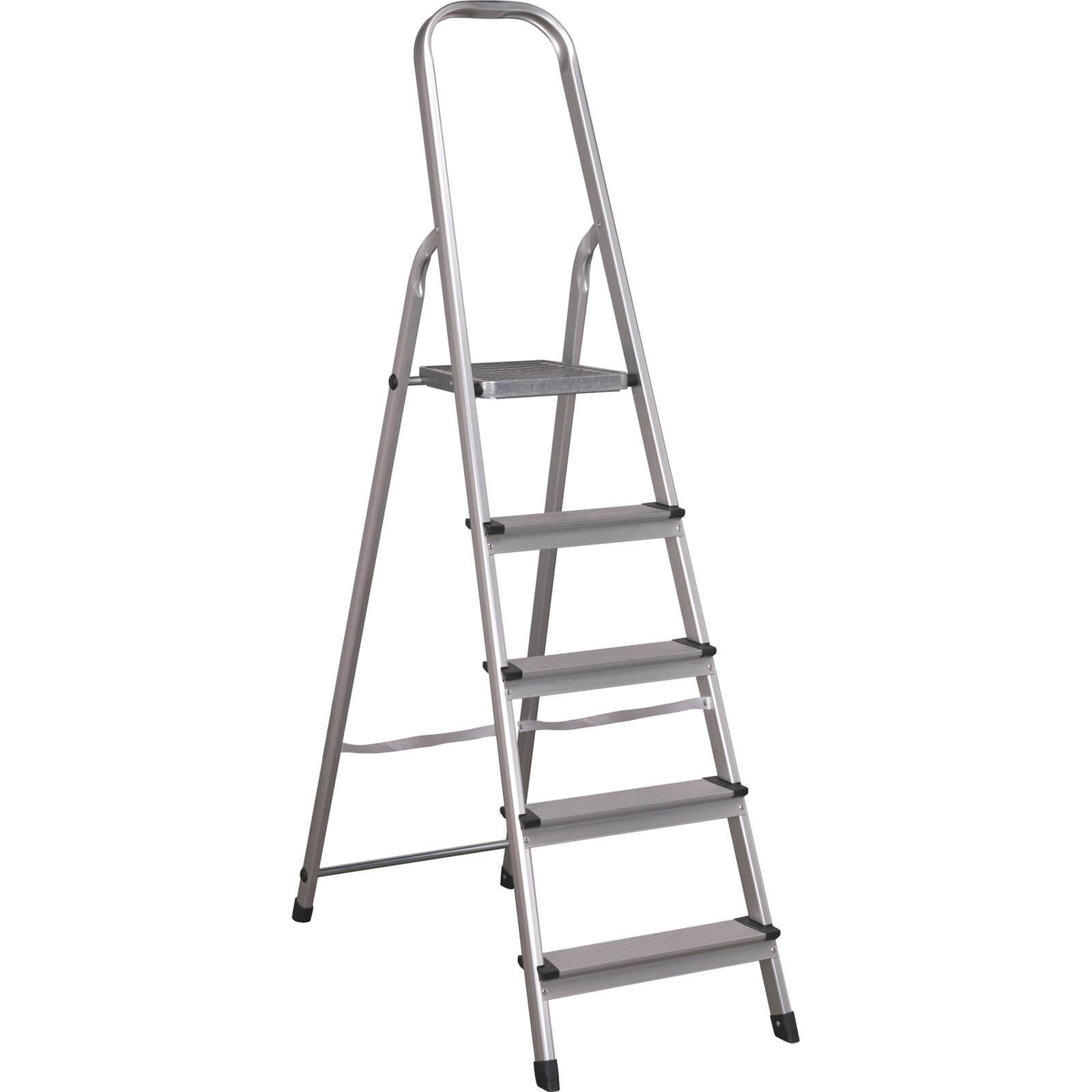 Sealey Trade Aluminium Platform Step Ladder 5