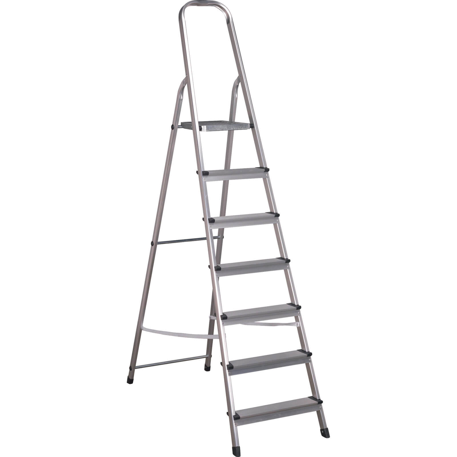 Sealey Trade Aluminium Platform Step Ladder 7