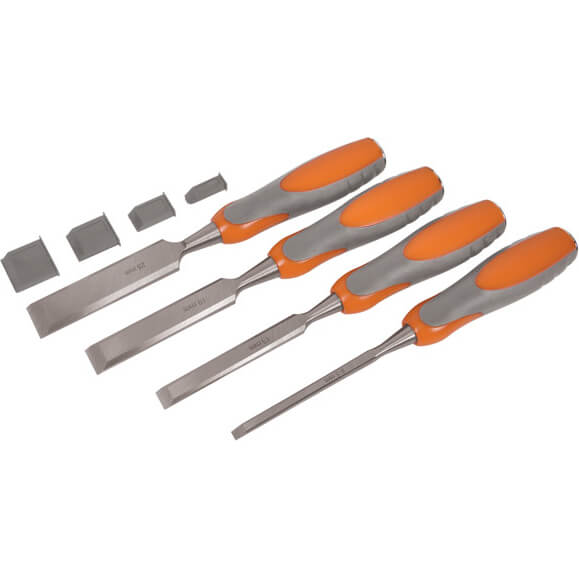 Image of Avit 4 Piece Wood Chisel Set