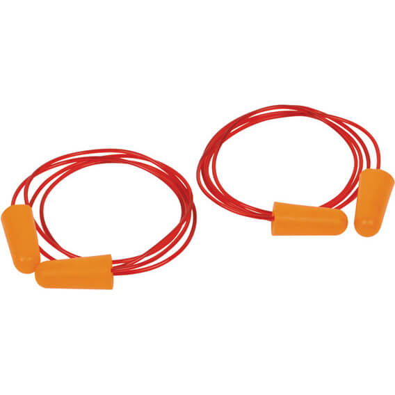 Image of Avit Corded Ear Plugs Pack of 22