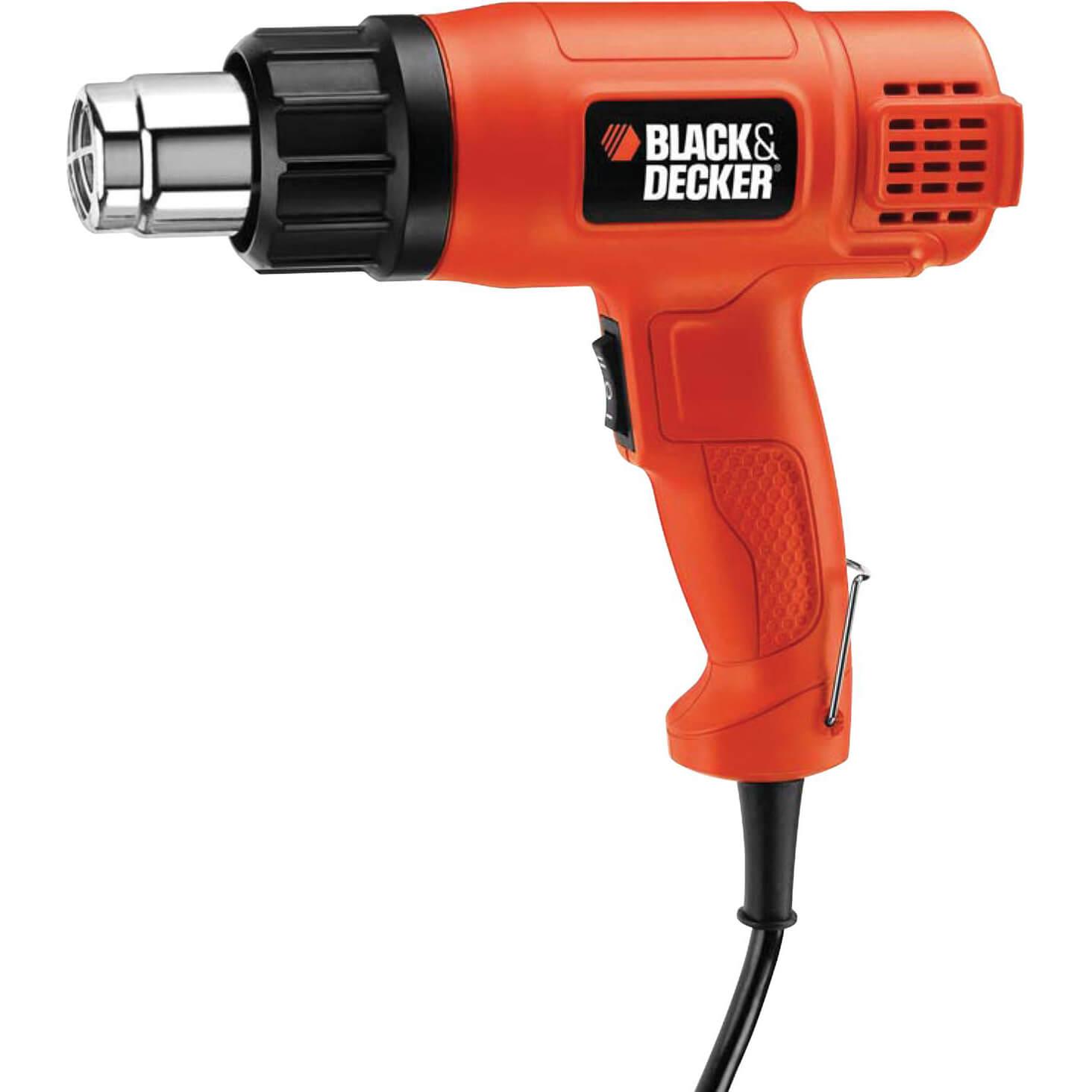 Power Tools Black and Decker KX1650 Hot Air Heat Gun 240v