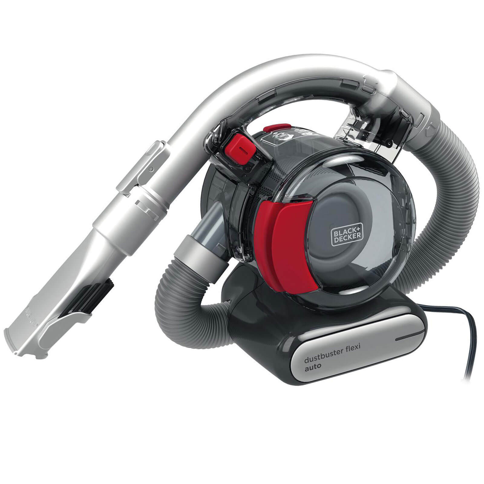 Black and Decker PD1200AV 12v Auto Flexi Car Dustbuster (Not Cordless) 12v