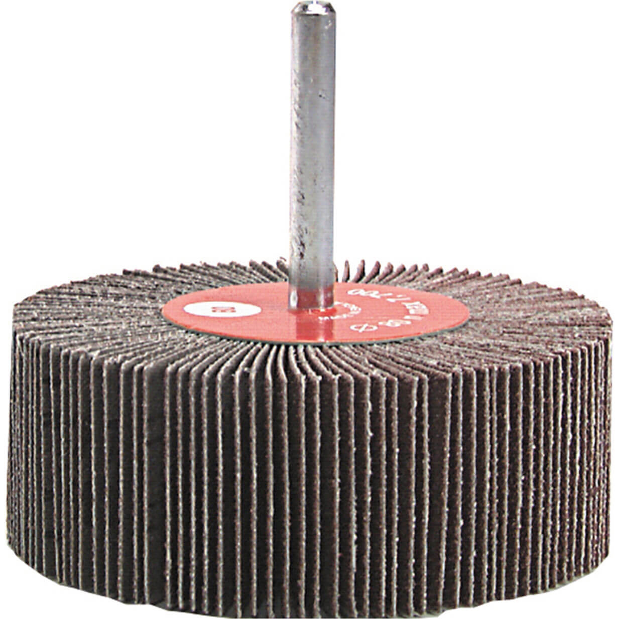 Image of Black & Decker Piranha Abrasive Flap Wheel 20mm 20mm 80g
