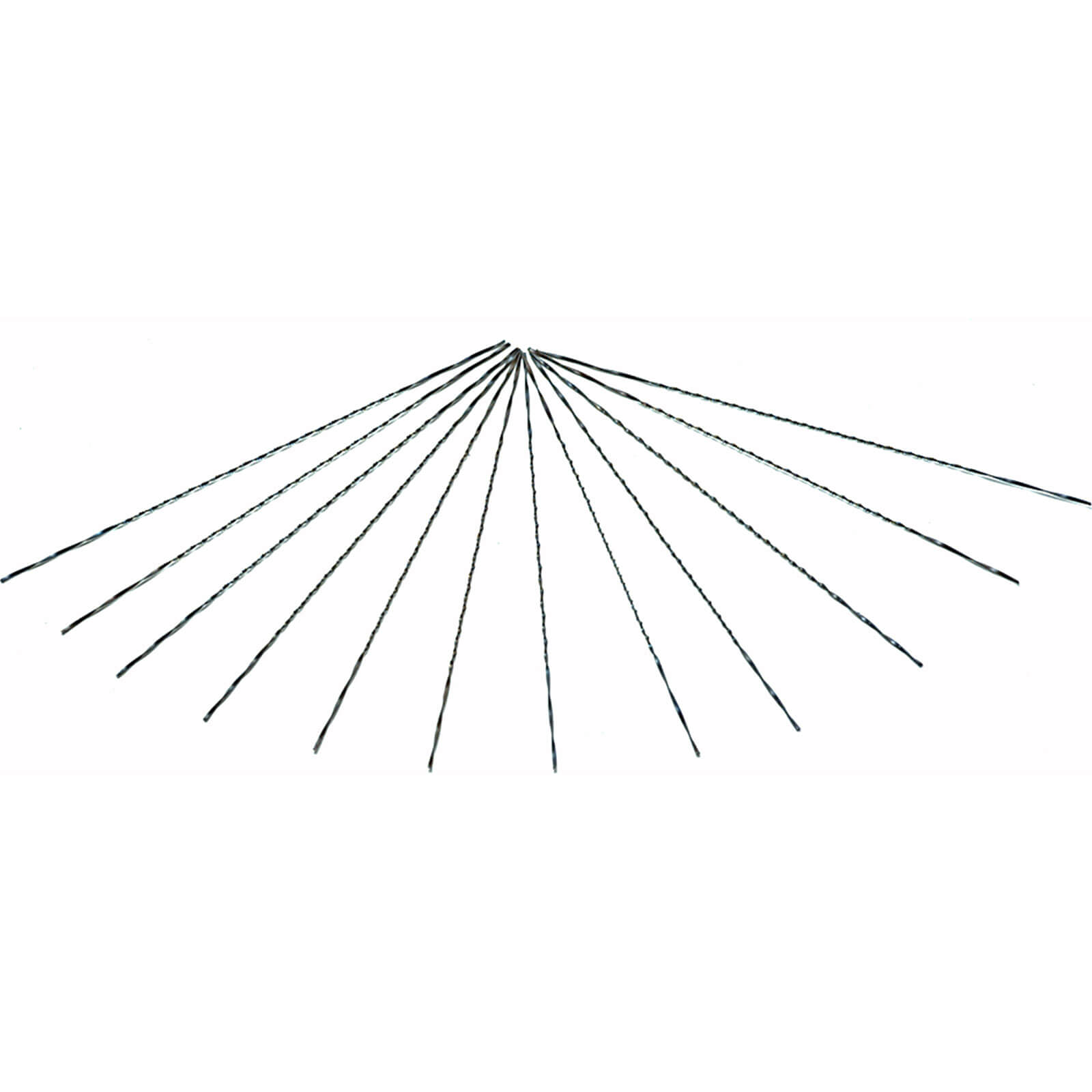 Image of Bahco Spiral Fretsaw Blades 130mm Medium Pack of 1