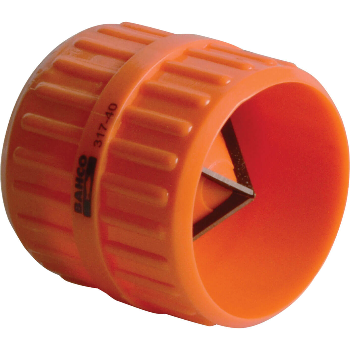 Click to view product details and reviews for Bahco Plastic Wheel Reamer For Deburring Pipes.