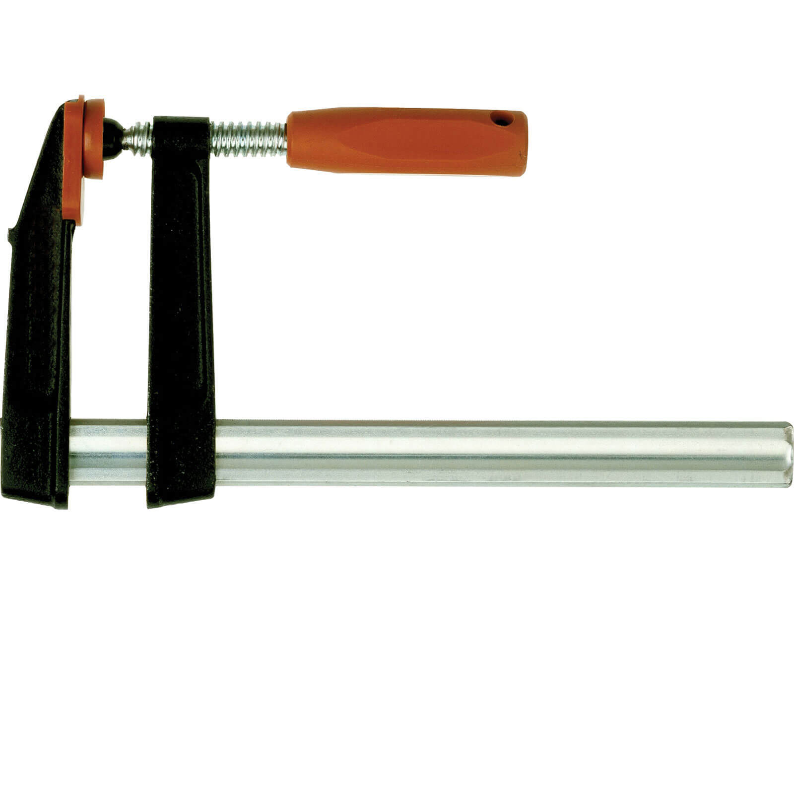 Image of Bahco Steel F Clamp 200mm 100mm