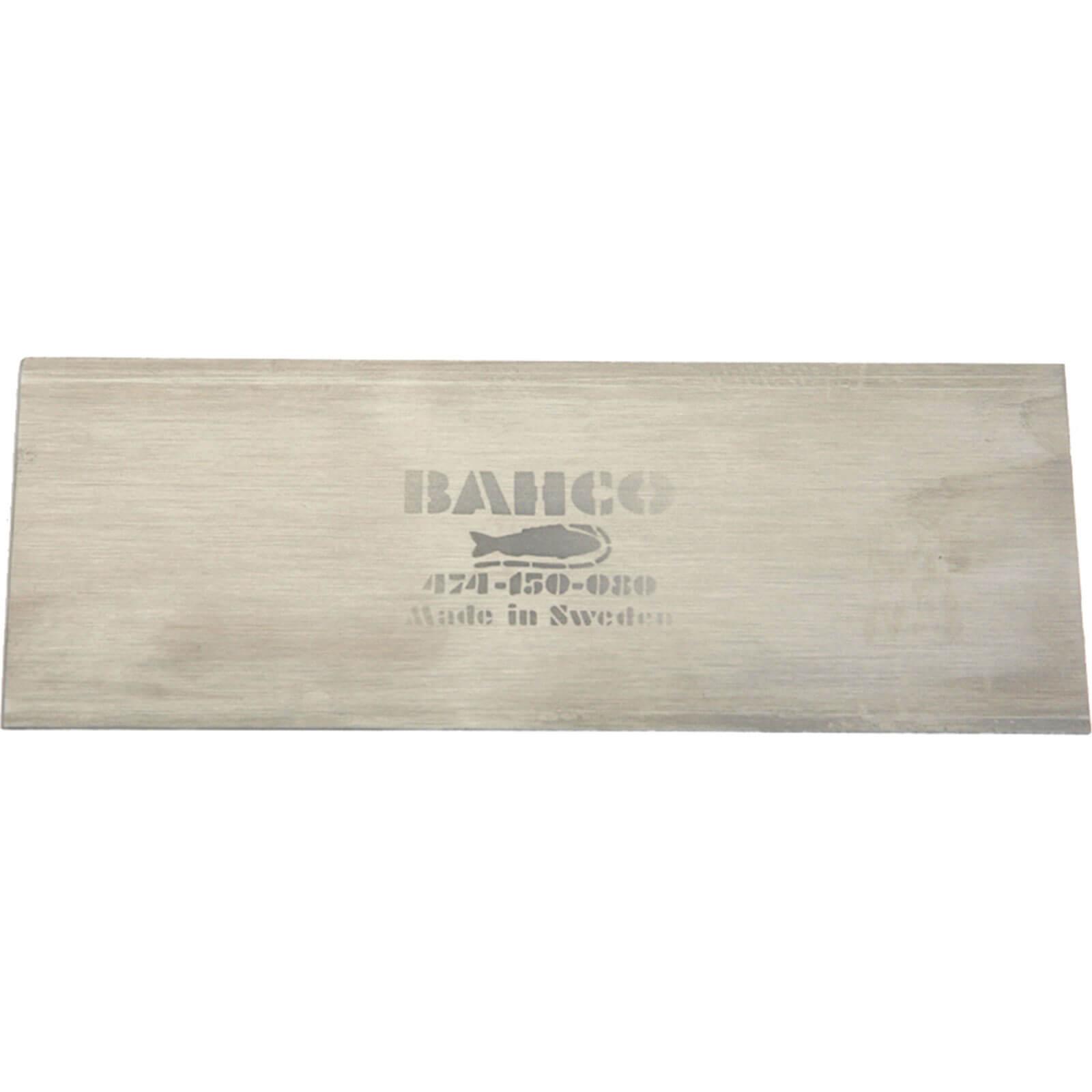 Image of Bahco Cabinet Scraper 125mm 0.6mm