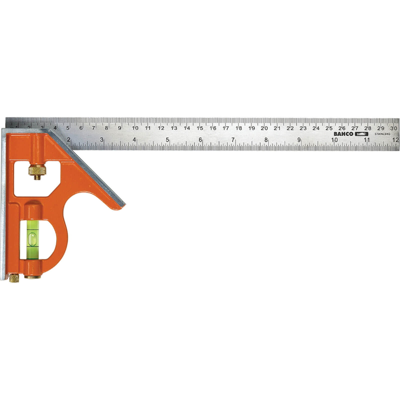 Image of Bahco Sliding Combination Square 300mm
