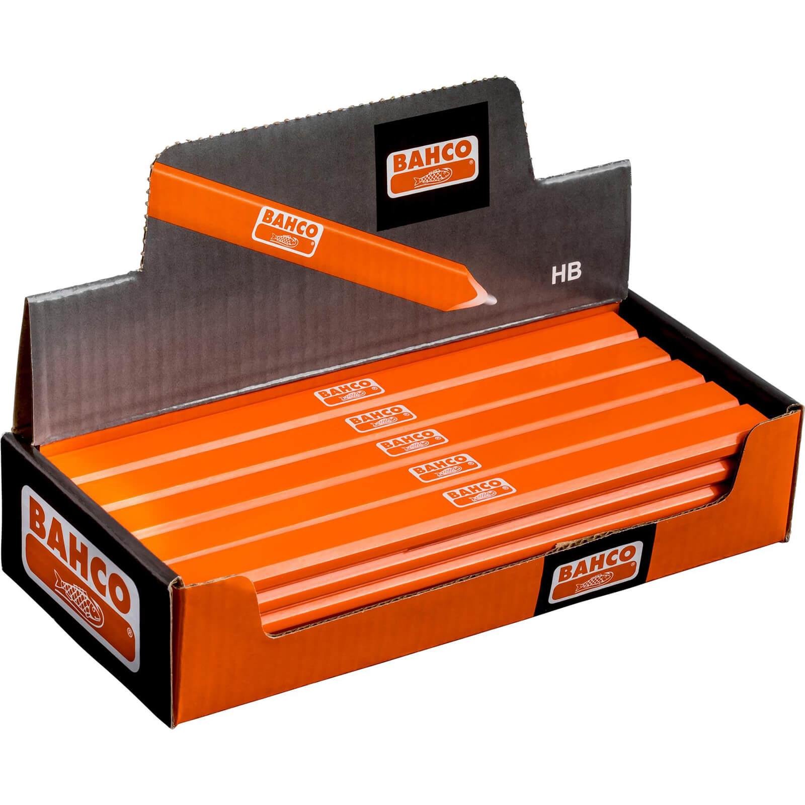 Image of Bahco HB Grade Carpenters Pencils Pack of 25