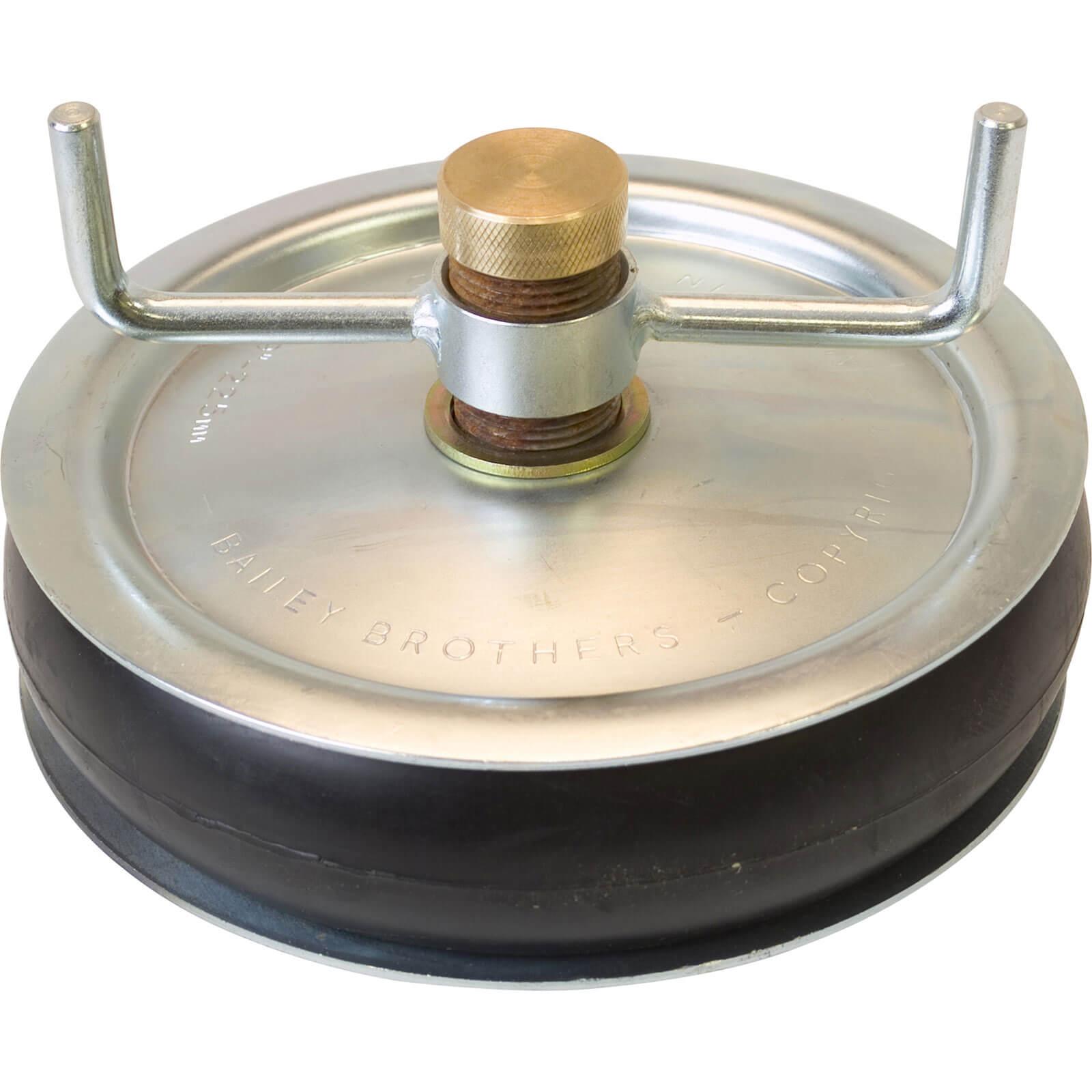 Image of Bailey Drain Test Plug Brass Cap 230mm