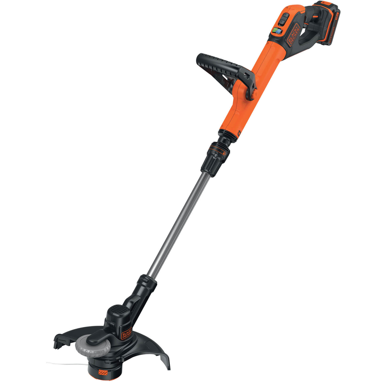 decker trimmer 18v cordless grass