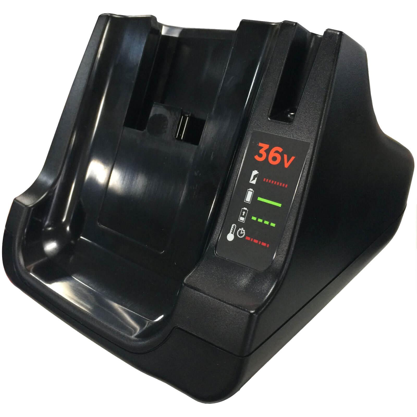 Image of Black & Decker BDC2A 36v Cordless Battery Charger 240v