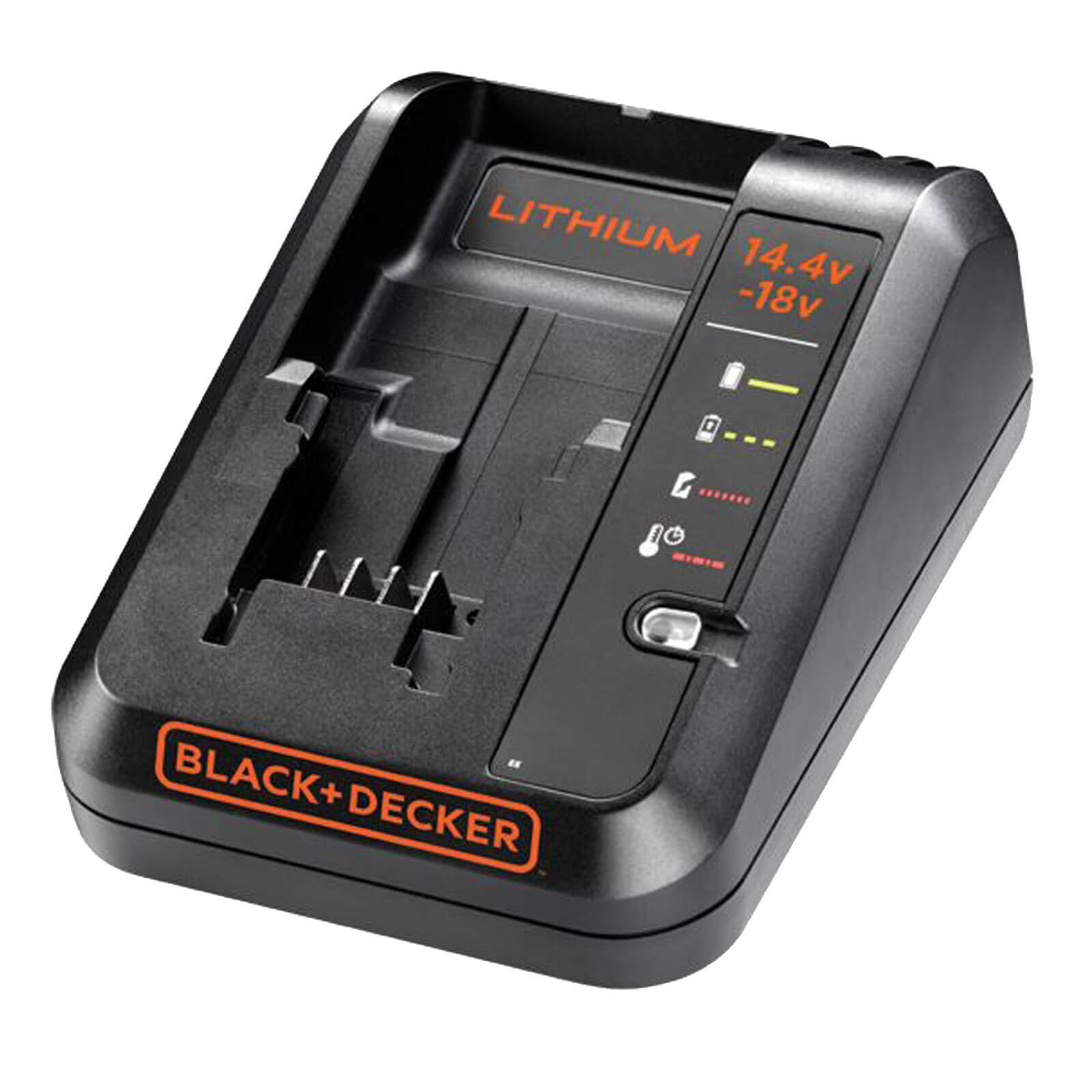 Image of Black & Decker BDC1A 18v Cordless Li-ion Battery Charger 240v