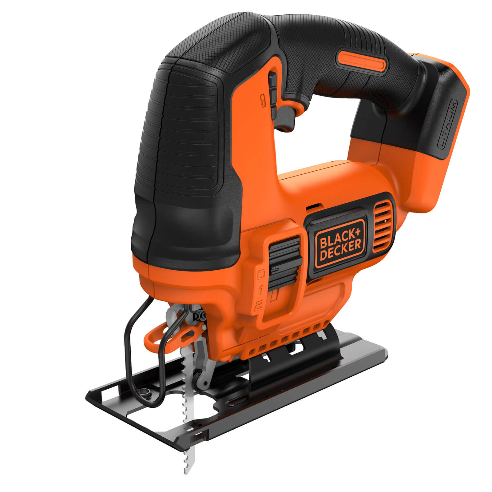 Image of Black & Decker BDCJS18N 18v Cordless Jigsaw No Batteries No Charger No Case