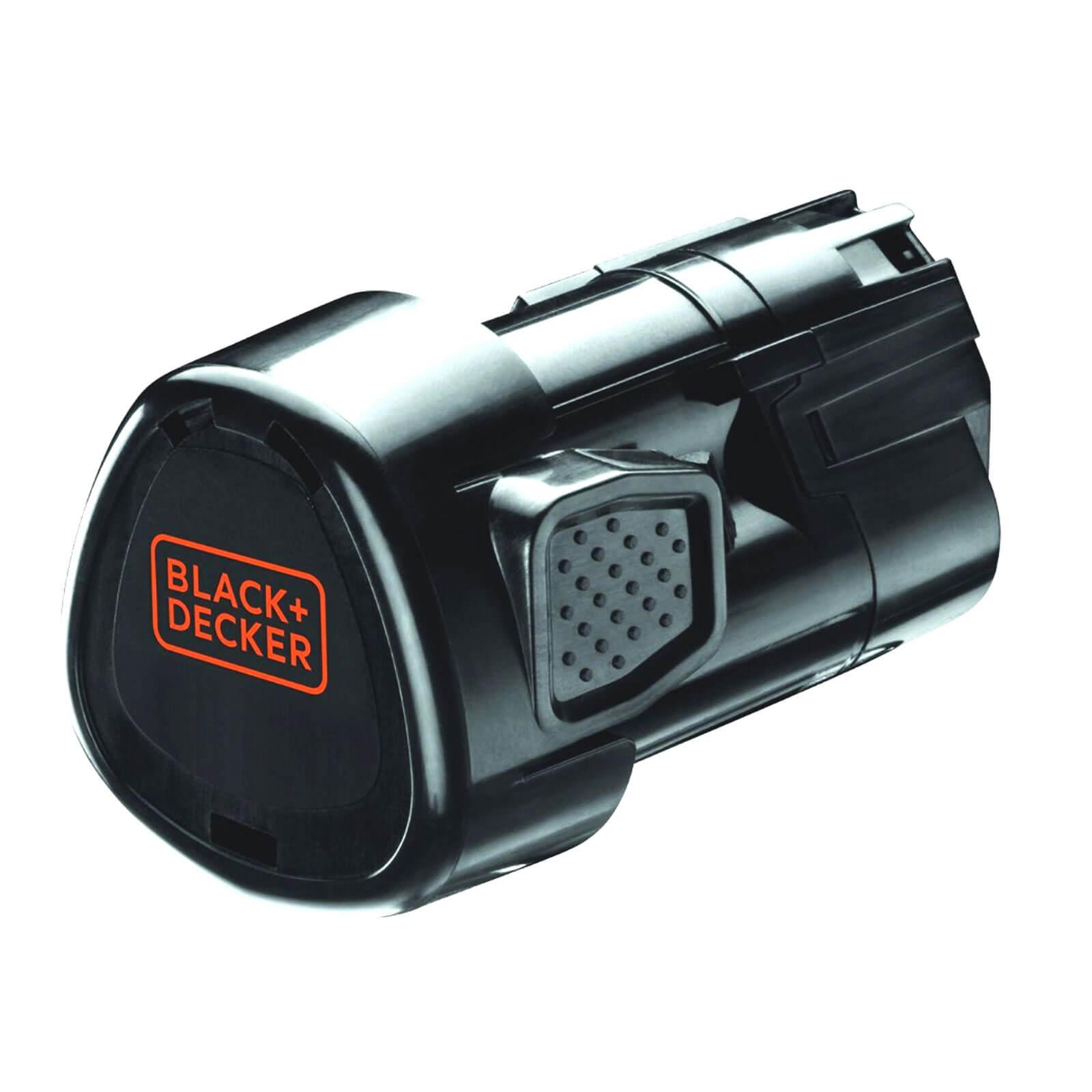 Image of Black & Decker Genuine BL1510 10.8v Cordless Li-ion Battery 1.5ah 1.5ah