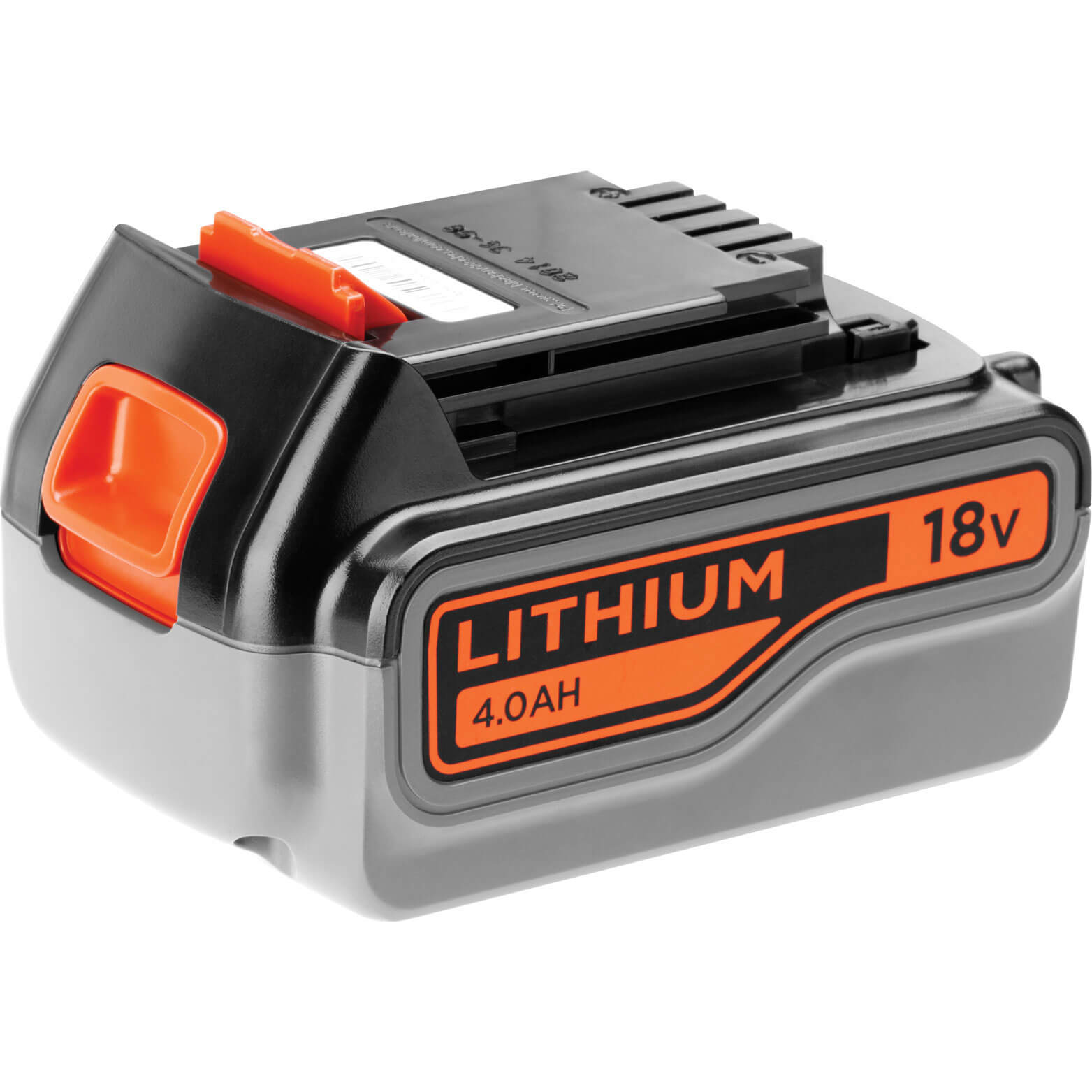 Image of Black & Decker Genuine BL4018 18v Cordless Li-ion Battery 4ah 4ah