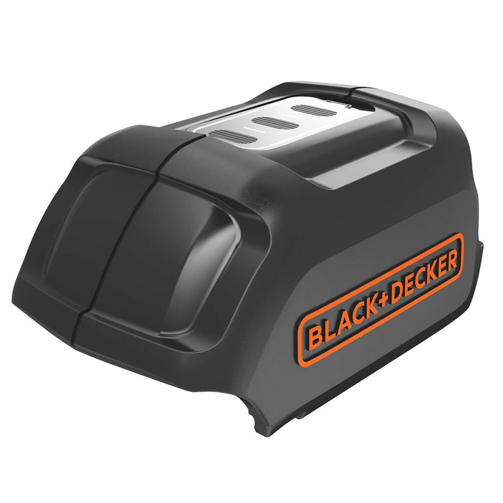 Image of Black & Decker BDCU15AN 18v Cordless USB Li-ion Battery Charger 5v