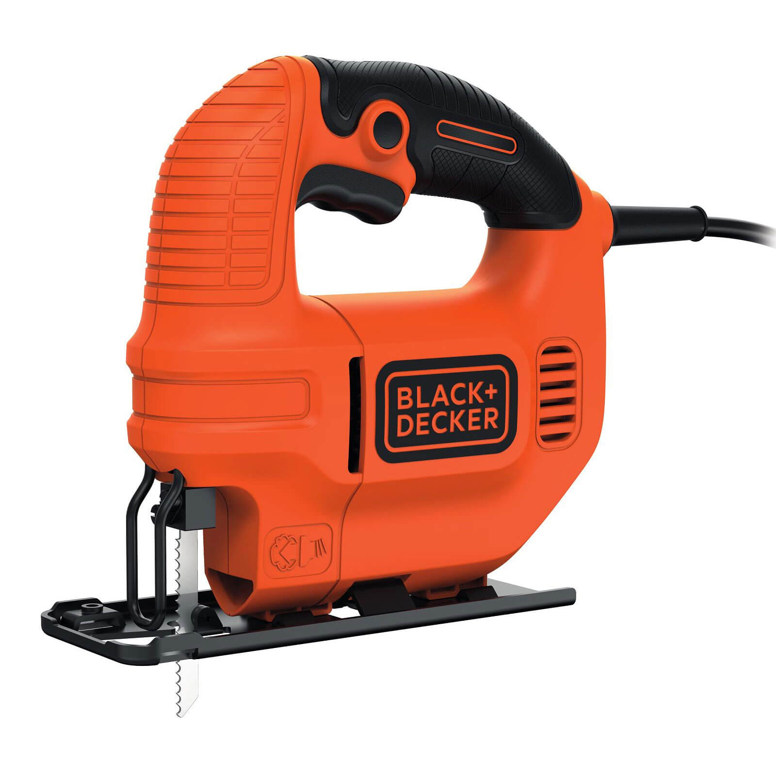 Image of Black and Decker KS501 Jigsaw 240v