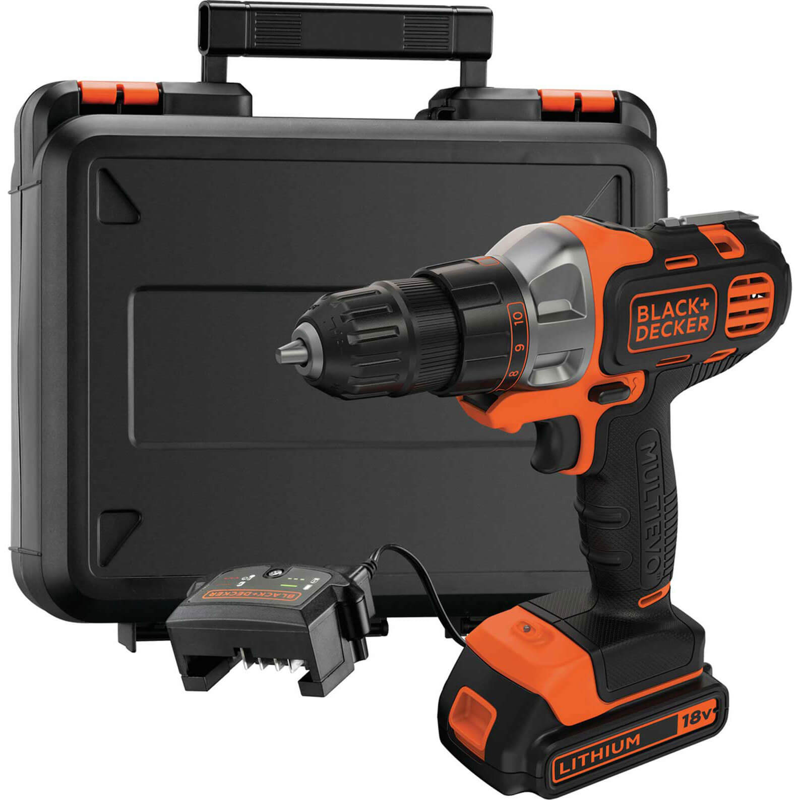 black decker mt218k multievo 18v cordless multi tool. Black Bedroom Furniture Sets. Home Design Ideas
