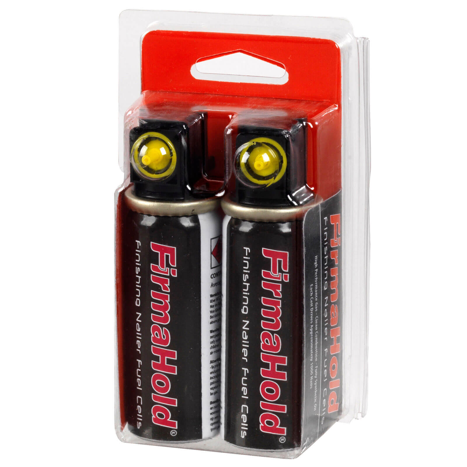 Image of Firmahold Second Fix Gas Nail Fuel Cell Pack of 2