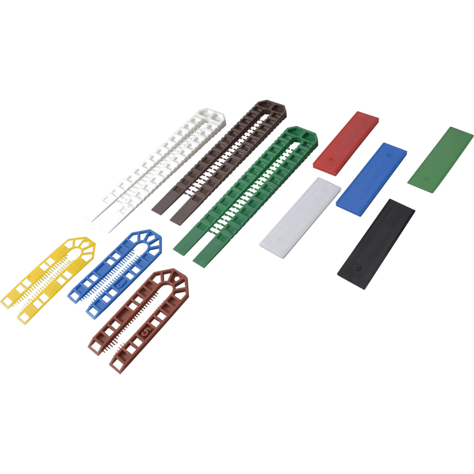Image of Broadfix Assorted Leveling Shim Packers Pack of 150
